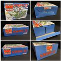 VINTAGE ACTION MAN - SNOWCAT - BOXED UNUSED Boxed STAMPED PALITOY FACTORY SHOP NOT FOR RESALE